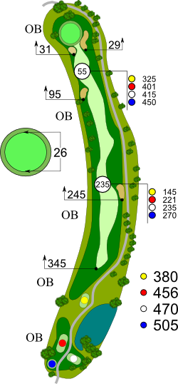 Hole 3 Description